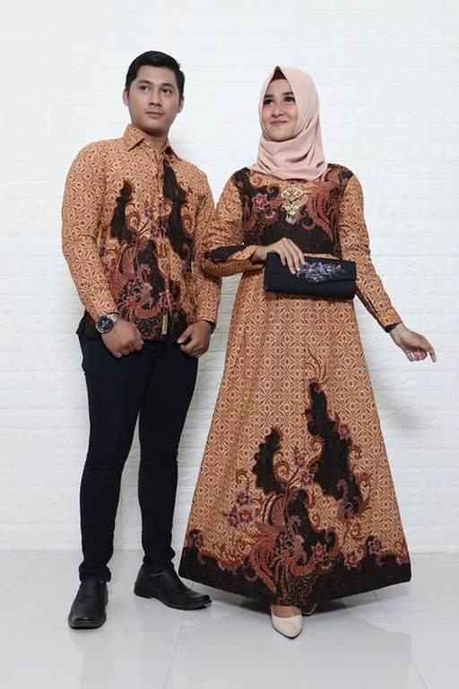 Model Seragam Batik Keluarga