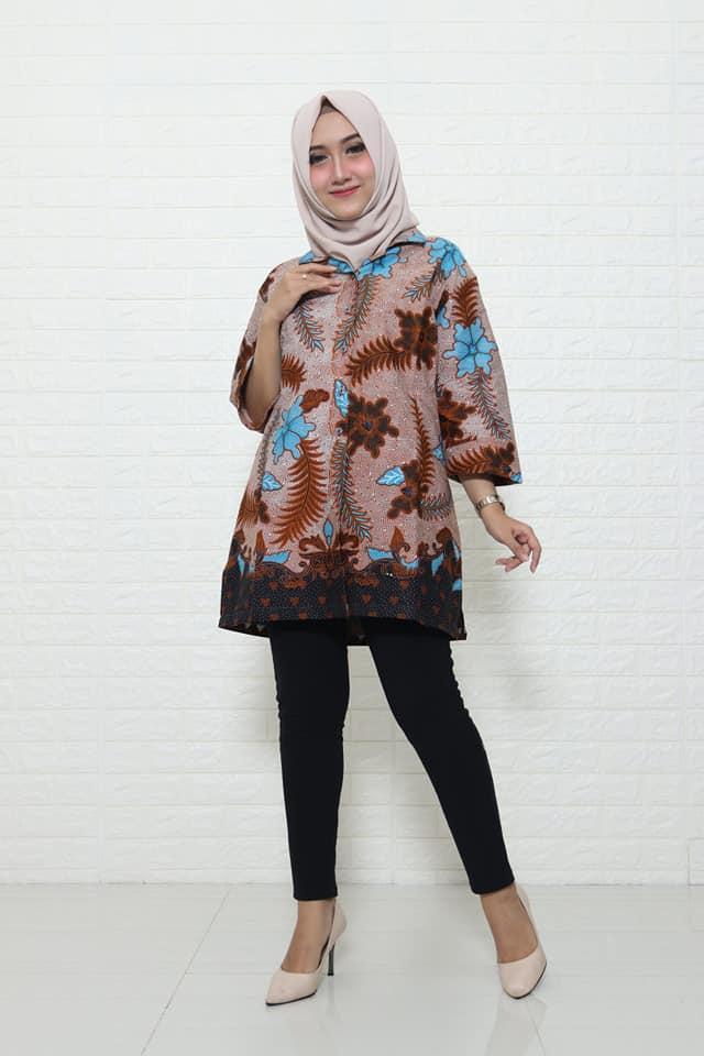 baju batik lusinan Murah