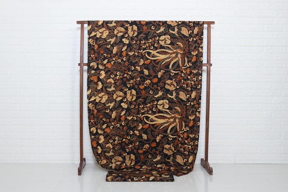 kain batik printing solo