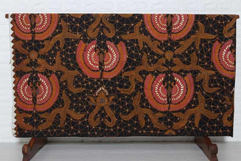 Seragam batik asli canting premium