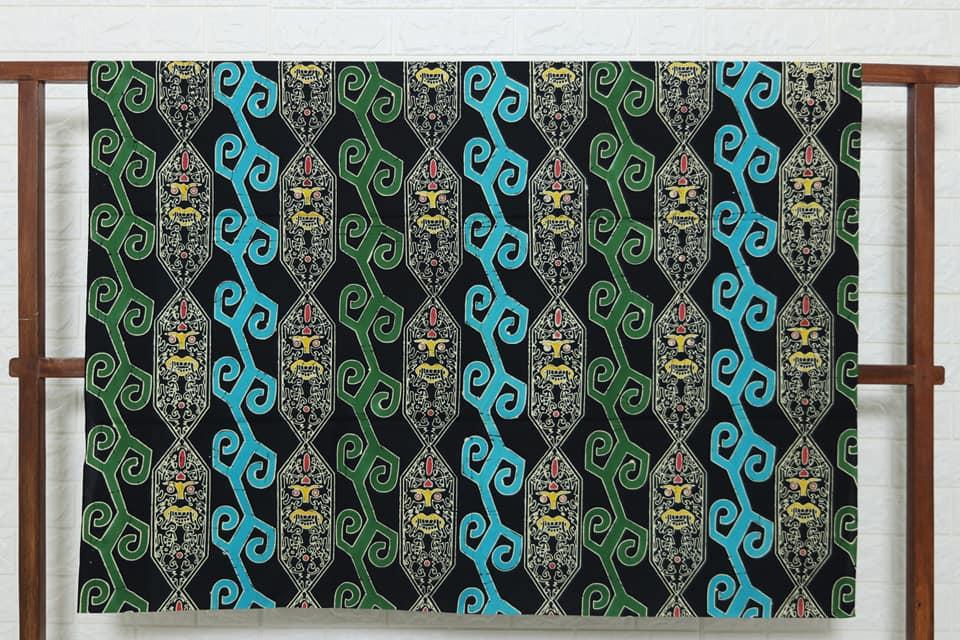 kain batik papua murah