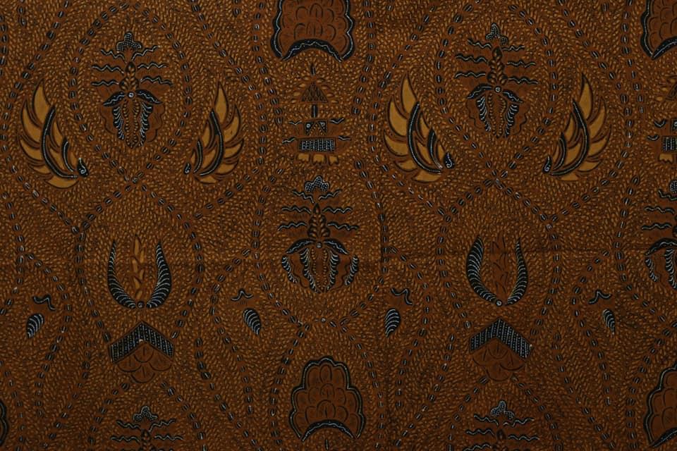 Ciri kain batik solo