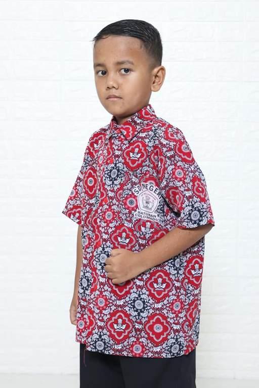 baju batik anak murah