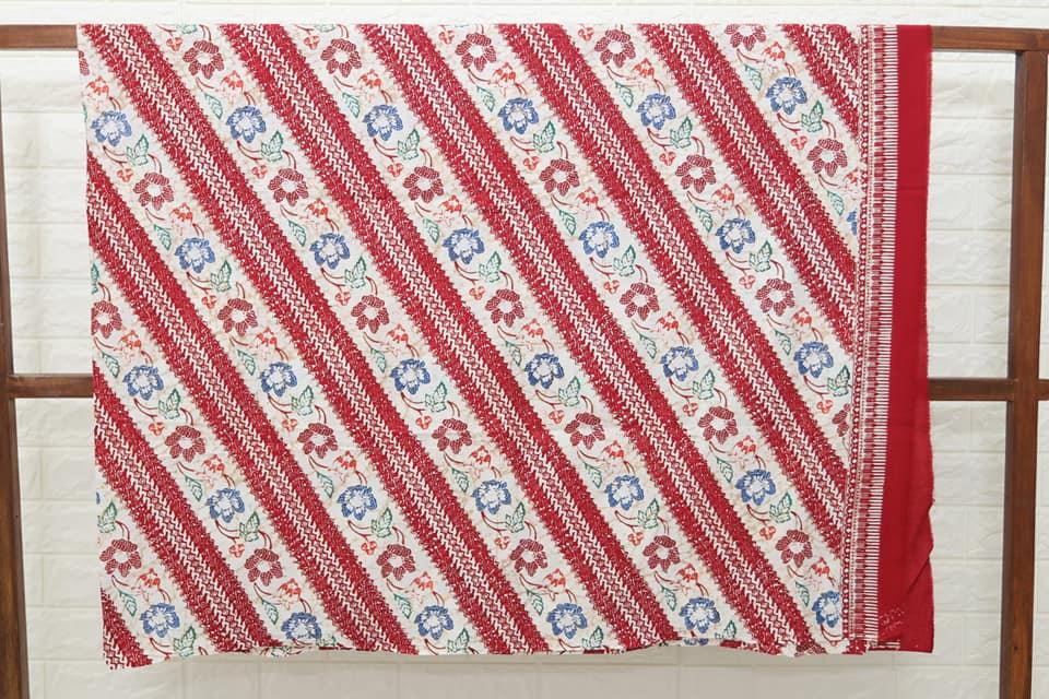 kain batik cap murah