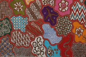 batik tuis granit sekar jagad
