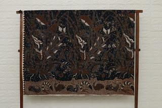 batik tulis solo motif pring pringan
