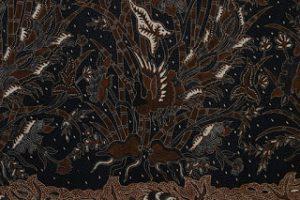 batik tulis motif pring pringan