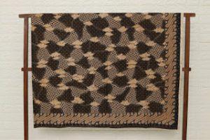 batik tulis motif truntum slobok