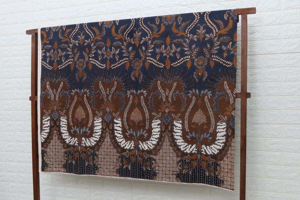 Batik tulis asli canting full