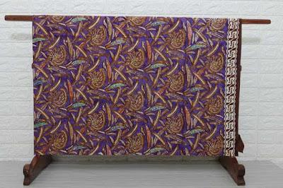 batik cap tulis katun premium