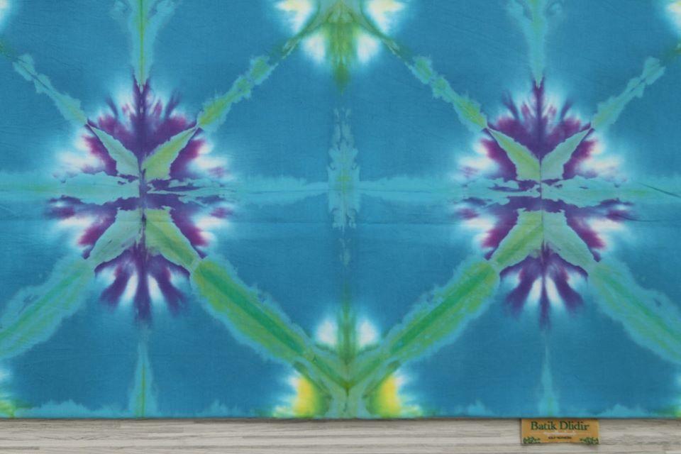 kain batik shibori