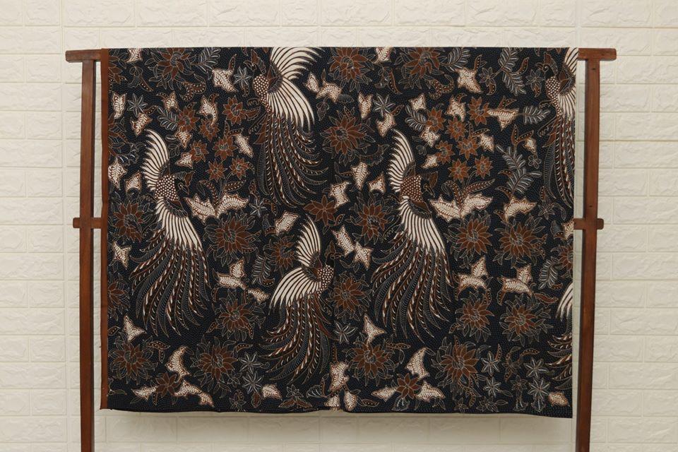 batik tulis inspirasi baju seragam wisuda