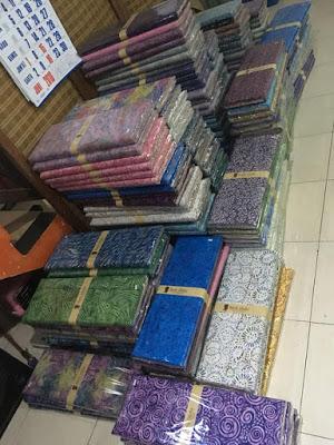 kain batik kualitas ekspor
