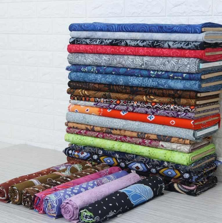 kain batik di batikdlidir kain katun asli