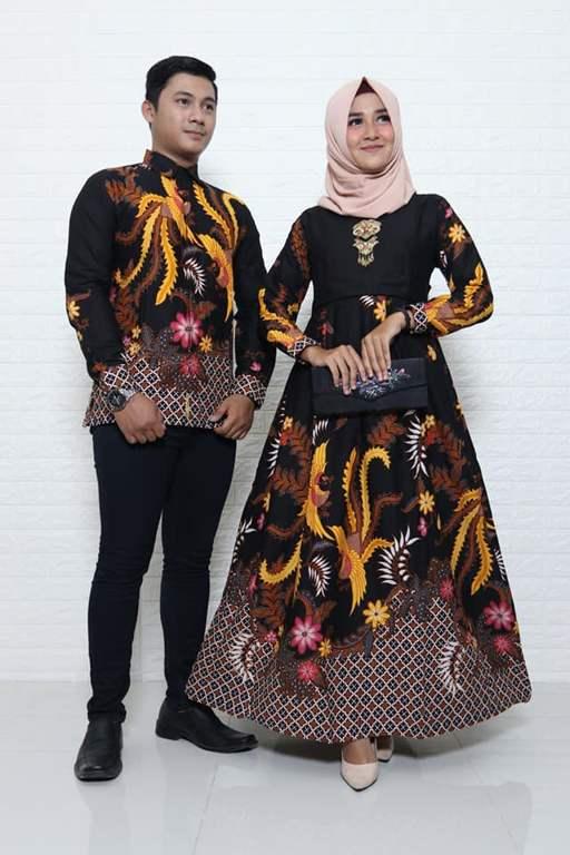 sarimbit batik kombinasi