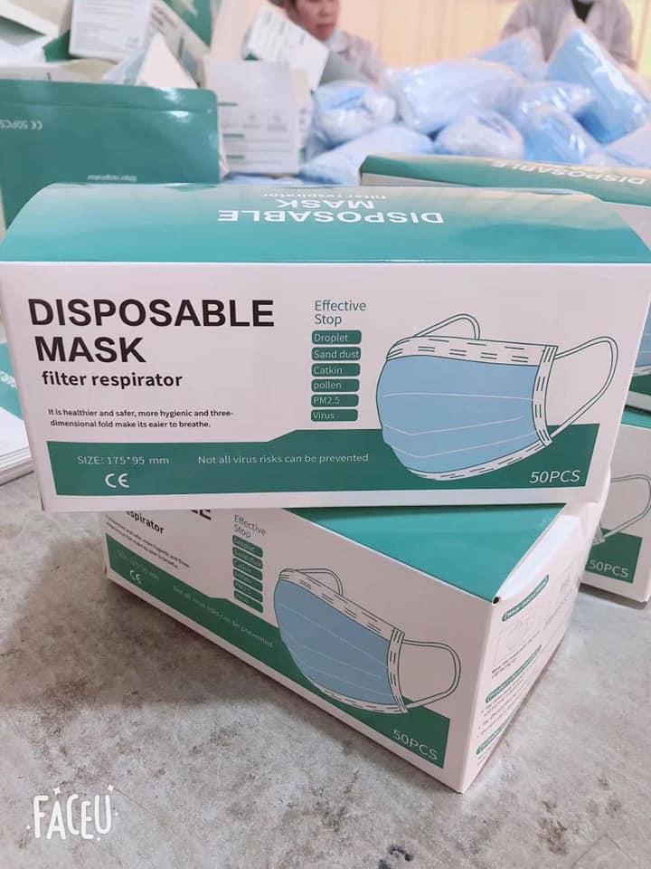 Grosir masker medis dan Face Protector Covid-19