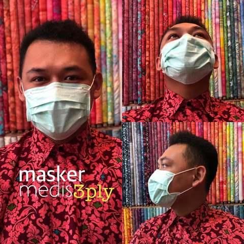 Grosir masker medis harga murah