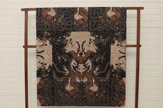 kain batik tulis pola