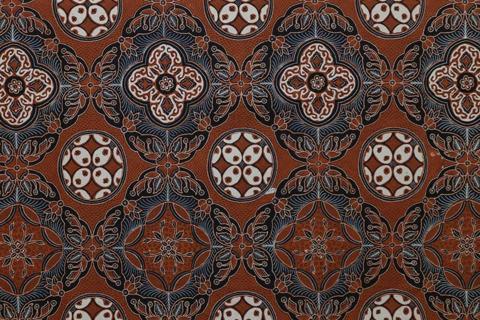 batik tulis kawung