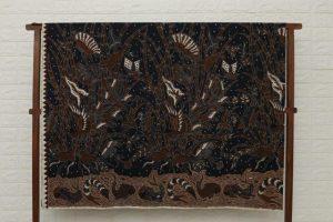 Batik tulis asli full celup