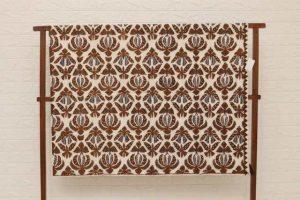 batik tulis motif kupu pura