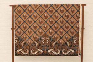 Kain batik motif Cendrawasih