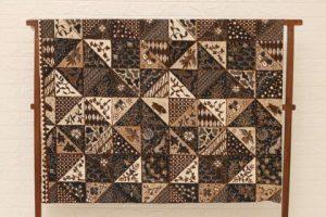 kain batik tulis klasik motif slobok