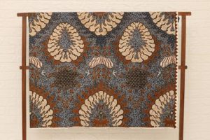 Batik tulis ekslusif motif boketan siri nogo