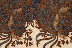 Motif batik sawunggaling di Batikdlidir