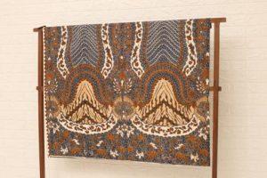 Batik Tulis Asli Solo Motif Peksi Parang Beras Kecer