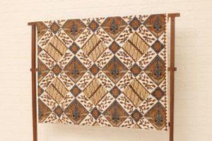Batik Tulis Jogja Ceplokan Peksi Kombinasi Parang